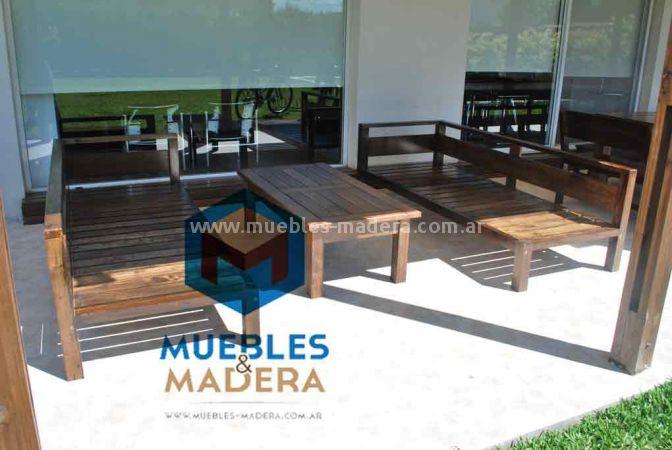 Juegos de living para exterior muebles de jardin venta for Sillones para jardin exterior