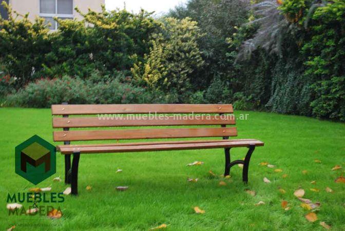 Bancos muebles de jardin venta de muebles de jardin en for Bancos jardin
