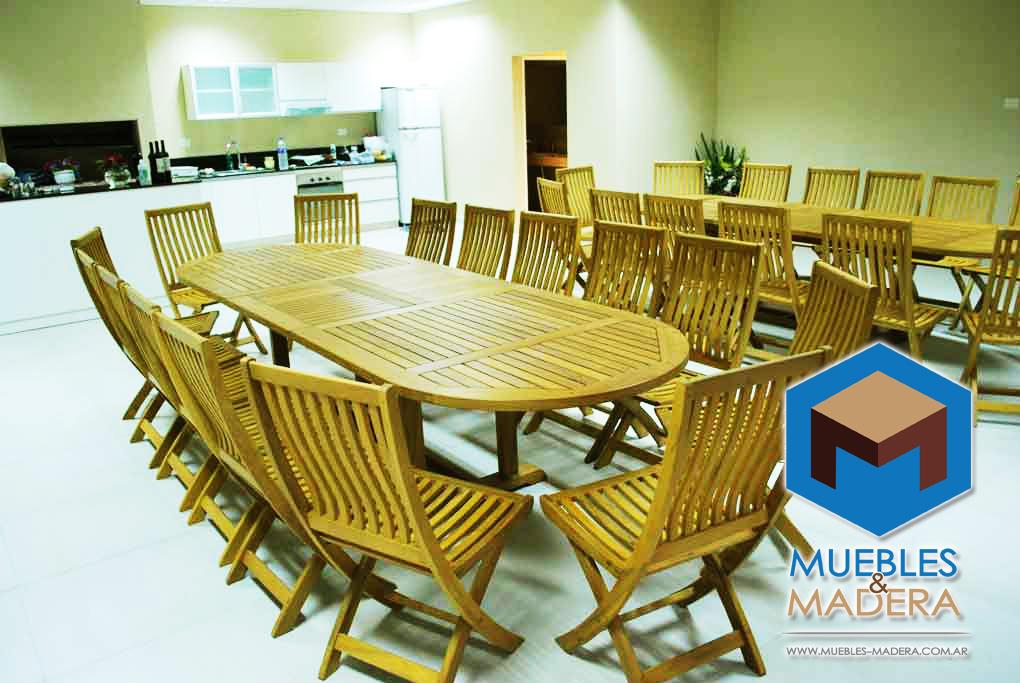 Mesas ovaladas de teka muebles de jardin venta de - Muebles teka jardin ...