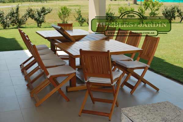 Muebles De Jardin En.Muebles De Madera Y Jardin Muebles De Jardin Para Exterior