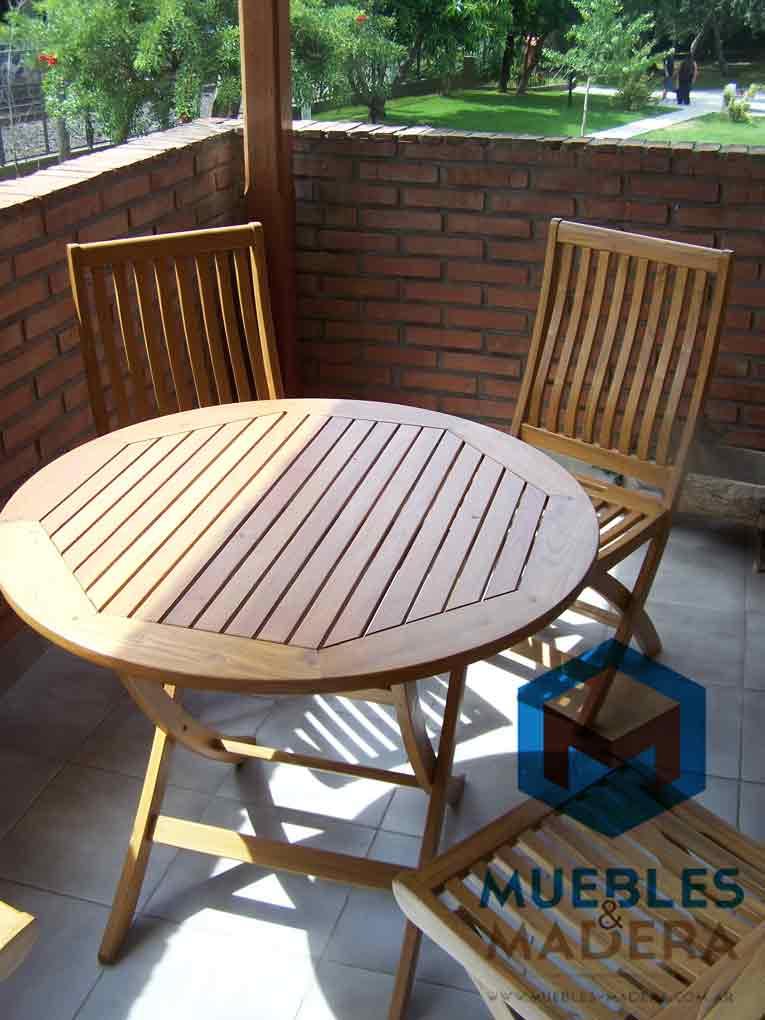 Mesas Redondas Muebles De Jardin Venta De Muebles De - Venta Muebles ...