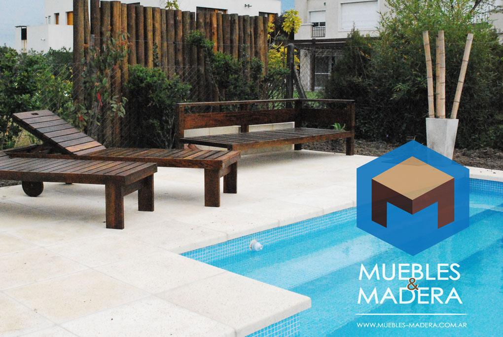 Muebles de jardin en madera muebles de jardin venta de for Muebles de madera para jardin