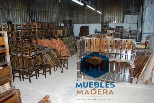 Fabrica de sillas muebles de jardin venta de muebles de for Fabrica muebles exterior