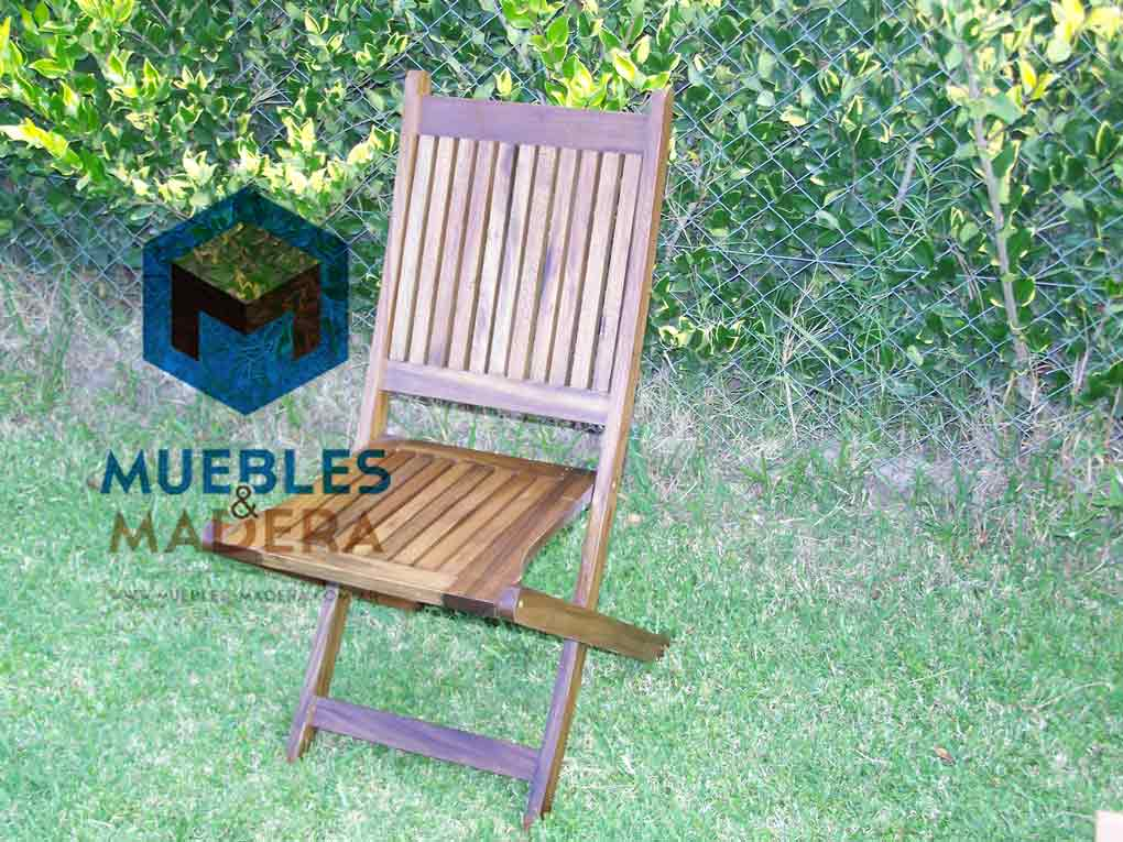 Sillas plegables de incienso muebles de jardin venta de for Sillas de jardin plegables